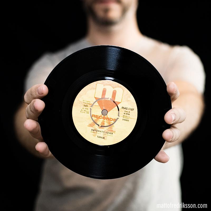 Automatic Lover vinyl