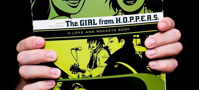 I like: Love & Rockets