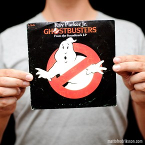 I like: Ghostbusters seven inch