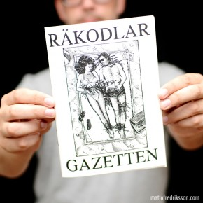 I like: Räkodlargazetten
