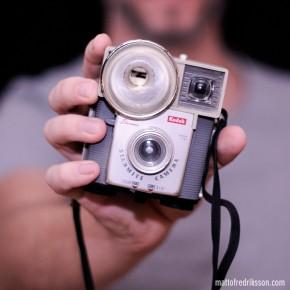 I like: Vintage Cameras, again