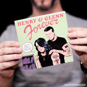 I like: Henry & Glenn Forever